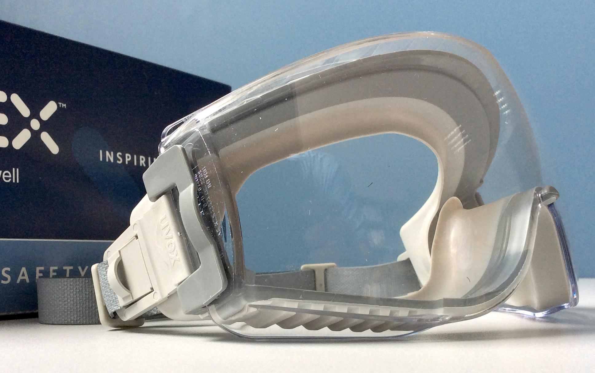 c768ded8718fc Óculos de Proteção UVEX Stealth